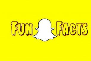 Snapchat – FunFacts