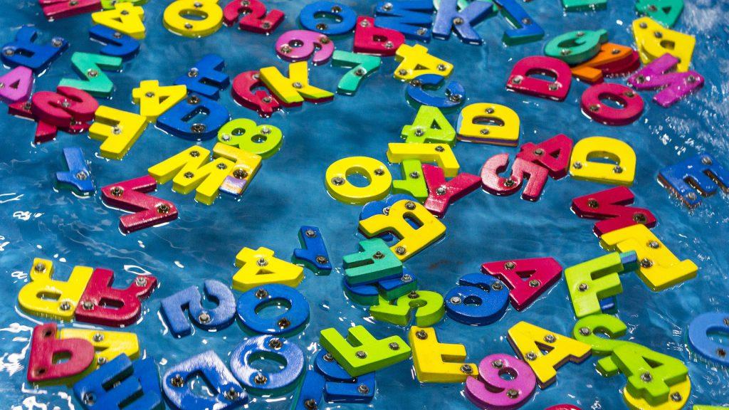 Kreativtechniken Goldkind Alphabetische Technik