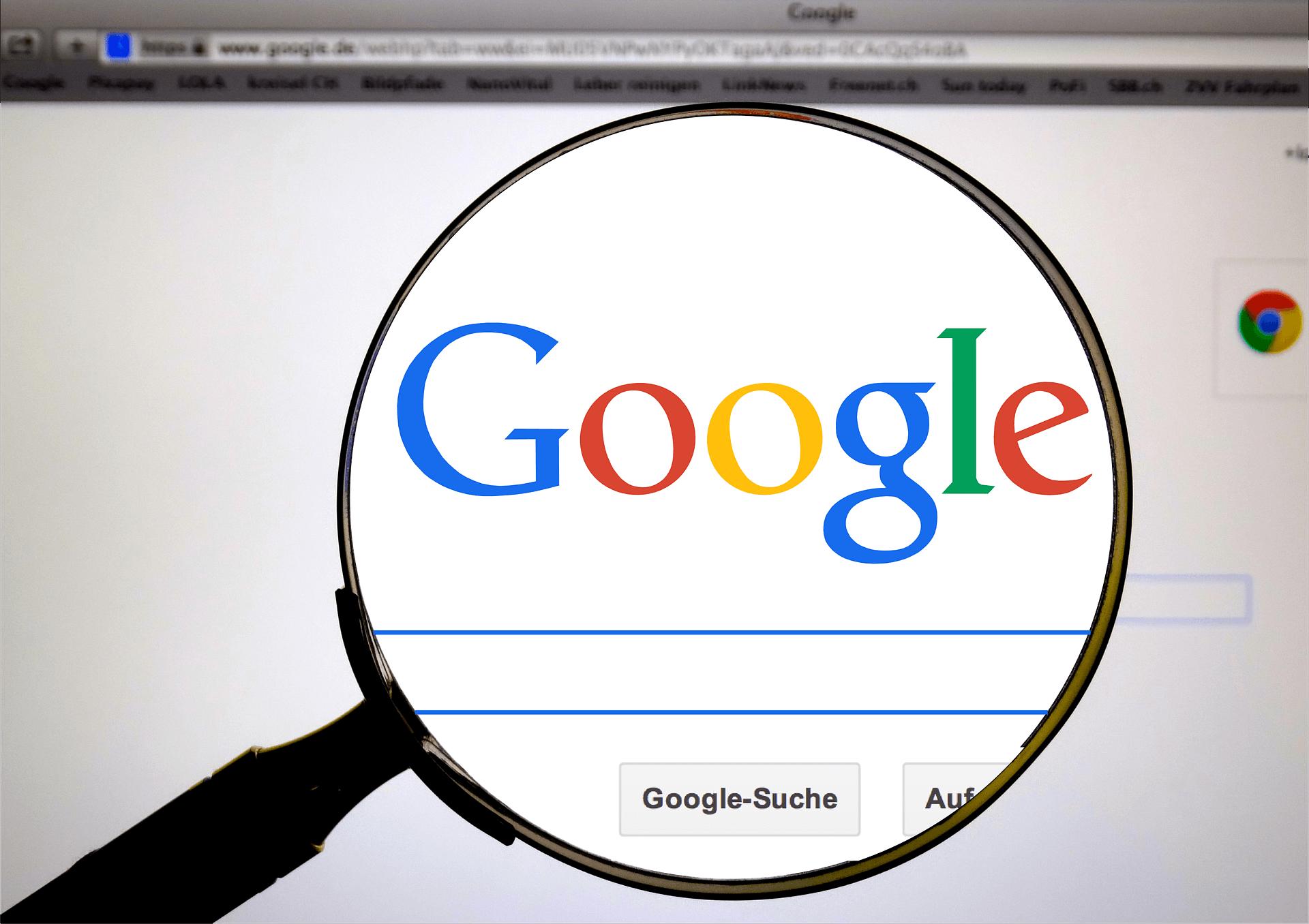 Agentur Goldkind Google