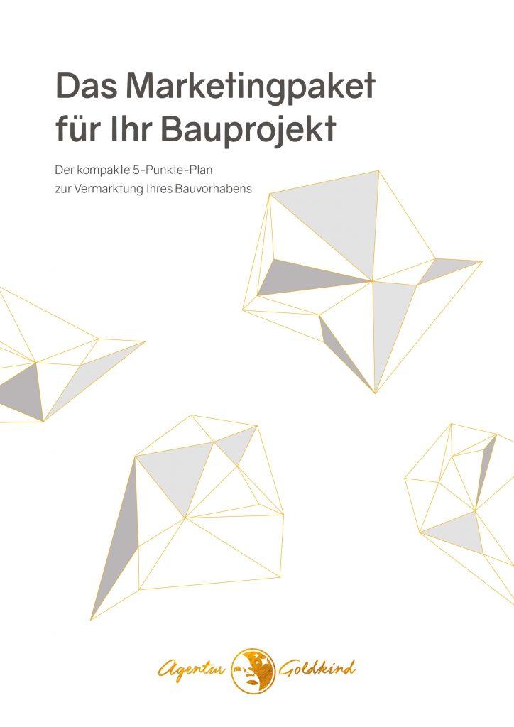 Agentur Goldkind Marketing Bauprojekt