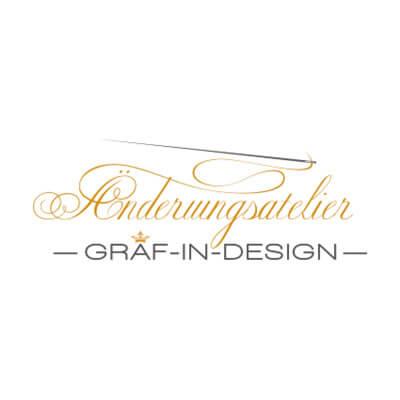 Goldkind Logo Änderungsschneiderei Graf in Design